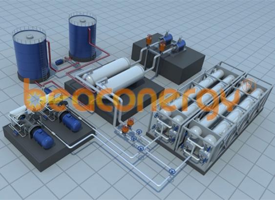 压缩空气储能发电