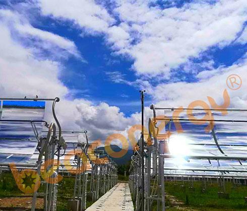西藏农业温室供暖项目