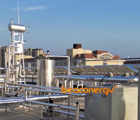 安徽太阳能制冷微能源网综合应用项目