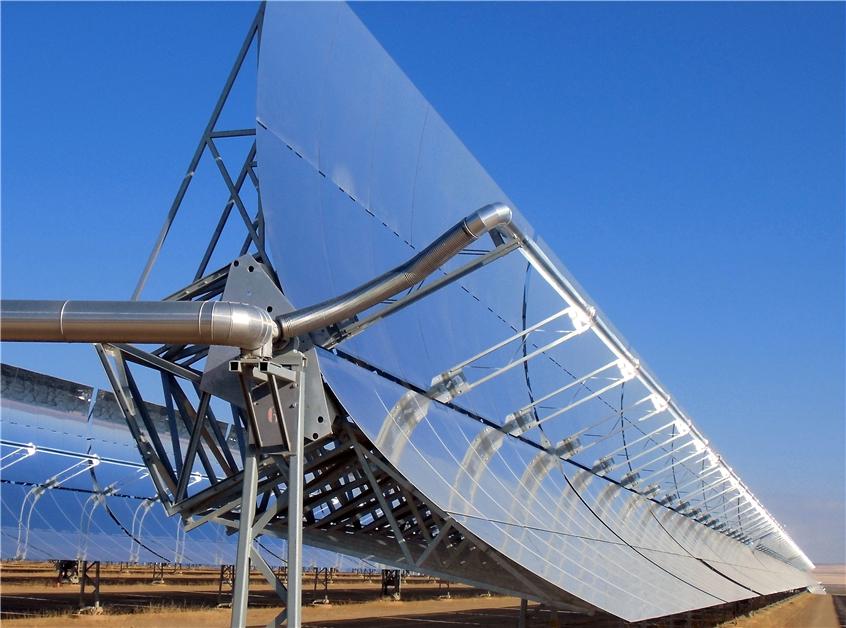 槽式太阳能集热器