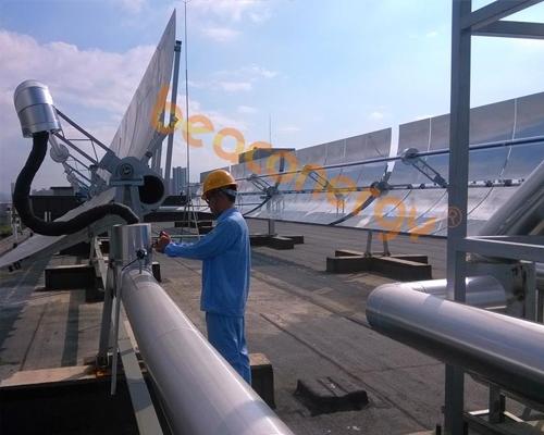 东北电力太阳能光热发电项目