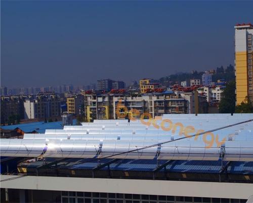 西昌民族学院集中供热项目
