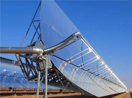 槽式太阳能高温热力系统工程开发设计与集成总包