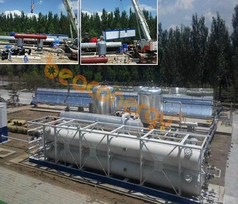 青海西宁压缩空气储能发电项目
