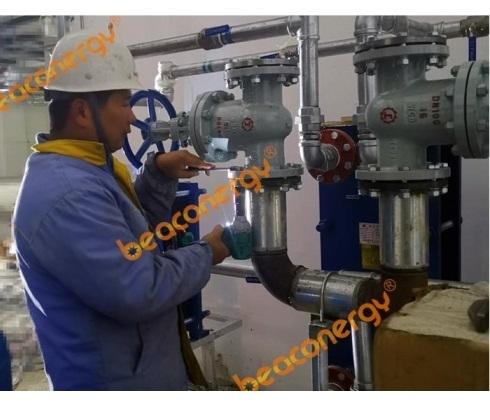 锡林郭勒盟谷电储热供暖综合利用项目
