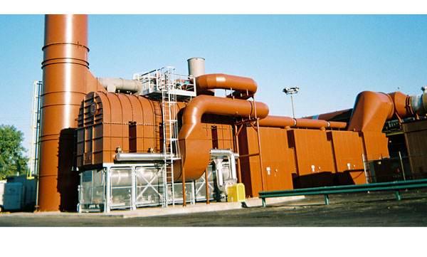 工业余热供暖制冷解决方案