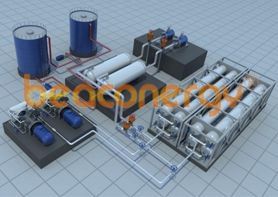 湖南压缩空气储能发电系统工程开发设计与集成总包