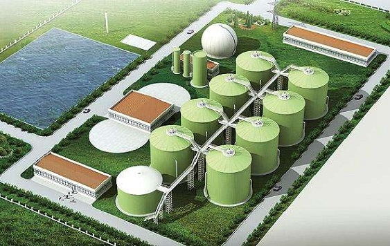 太阳能沼气综合利用供热供暖解决方案