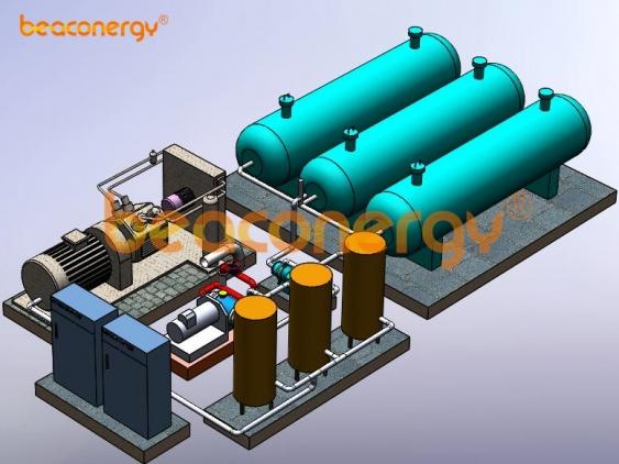 压缩空气储能发电应用解决方案