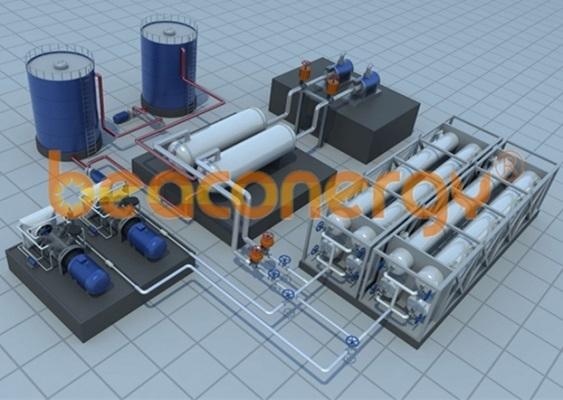 压缩空气储能发电系统工程开发设计与集成总包