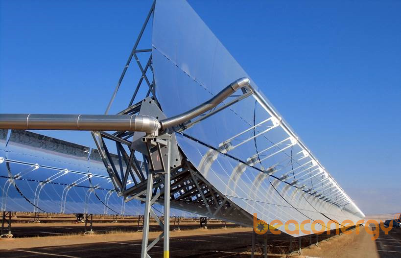太阳能高温锅炉系统