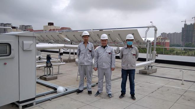 安徽太阳能微能源网综合应用项目