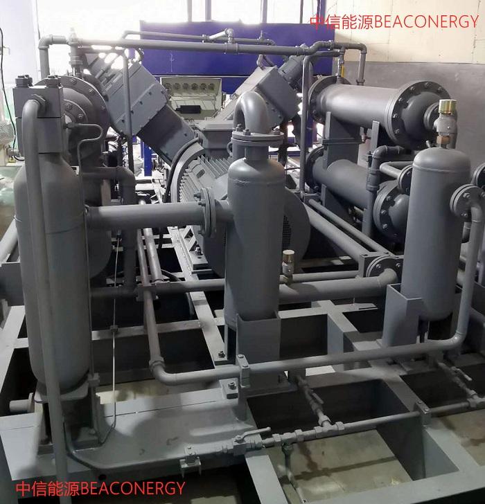 空压机综合节能利用系统工程开发、设计与集成总包